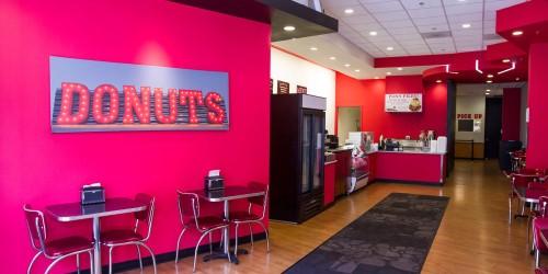 Sandy Pony Donuts- Annapolis location interior