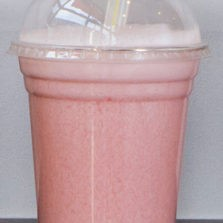 Strawberry Sea-Bubble Tea