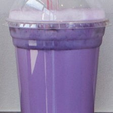 Tidal Wave Taro-Bubble Tea