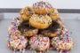 sandy pony donuts-donut cake